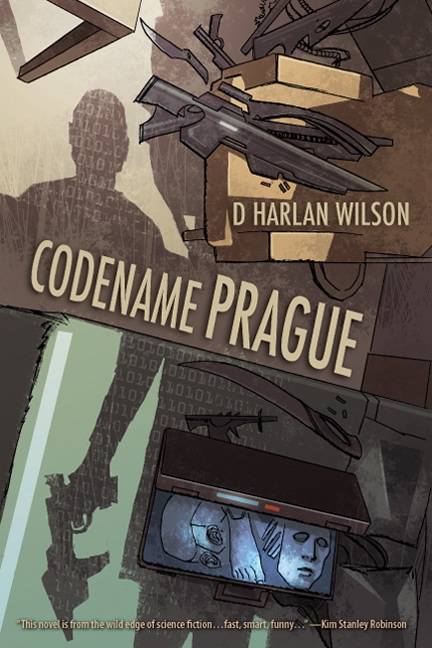 Codename Prague by D. Harlan Wilson