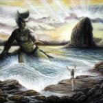 "Poseidon by Michael ""Warble"" Finucane"